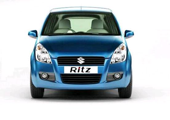 maruti-ritz-front-view