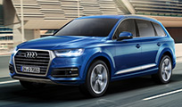 Audi Q7 45 TDI Technology