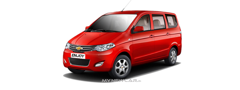 Chevrolet Enjoy 1.3 LTZ 8 STR Diesel