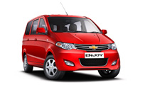 Chevrolet Enjoy 1.4 LT 7 STR Petrol