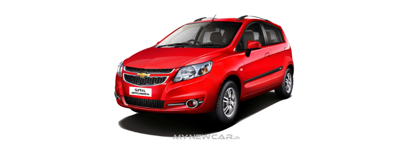 Chevrolet Sail Hatchback 1.2 PS Petrol