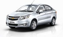 Chevrolet Sail 1.2 PS Petrol