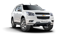 Chevrolet Trailblazer LTZ 2WD AT