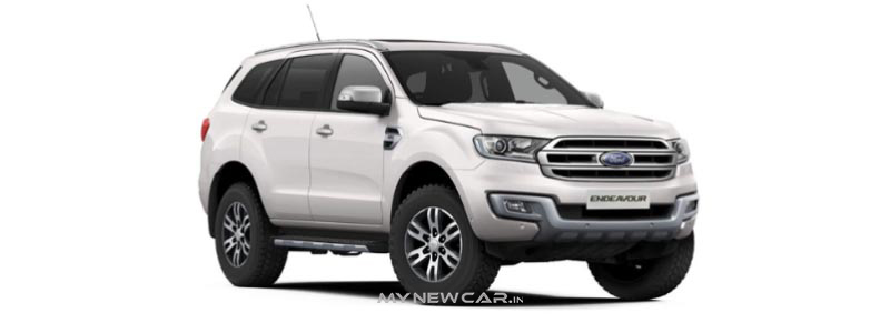 Ford All New Endeavour 2.2L Trend 4x2 AT
