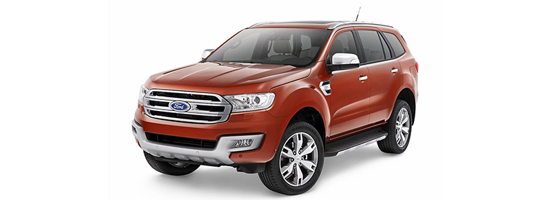 Ford All New Endeavour 3.2L Titanium 4x4 AT