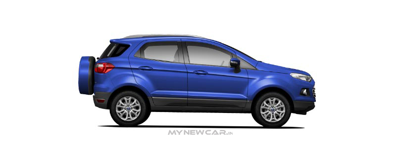 Ford New EcoSport 1.5L Titanium Plus AT Petrol