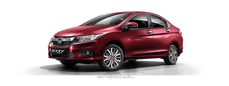 Honda City i-DTEC MT ZX