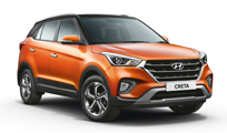 Hyundai Creta SX 1.6  CRDI Optional