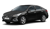Hyundai Fluidic Verna 4S VTVT 1.6 SX Option AT