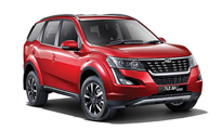 Mahindra XUV500 W9 AT