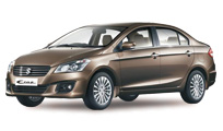 Maruti-Suzuki Ciaz Alpha AT