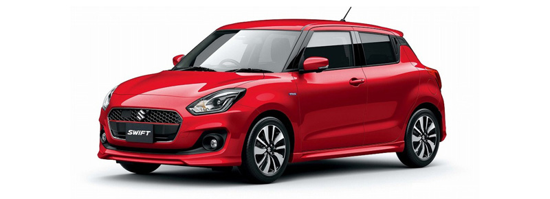 Maruti-Suzuki New Swift ZXi AMT