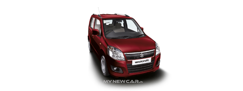 Maruti-Suzuki Wagon R VXi+ AT