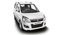 Maruti-Suzuki Wagon R VXi AT
