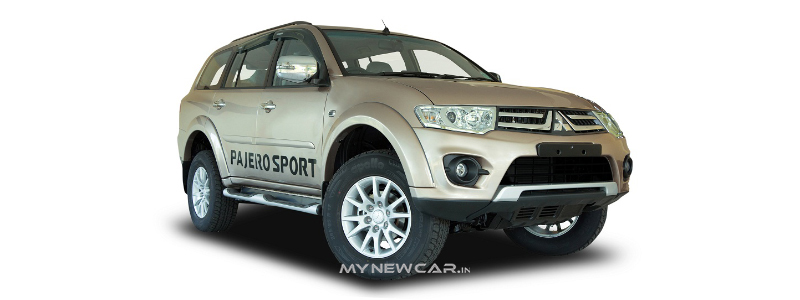 Mitsubishi Pajero Pajero Sport Select Plus AT 4 X 2