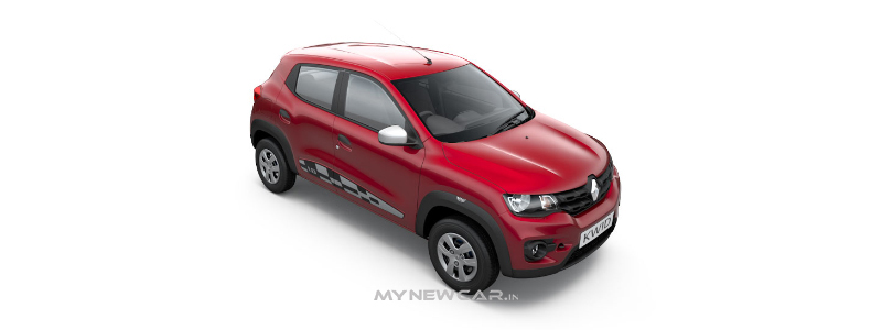 Renault Kwid CLIMBER RXT MT