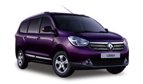 Renault Lodgy RxZ THP 7 STR STEPWAY