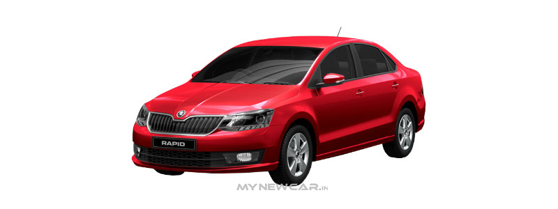 Skoda Rapid Style 1.6 Petrol AT