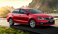 Skoda Rapid Ambition 1.6 Petrol AT