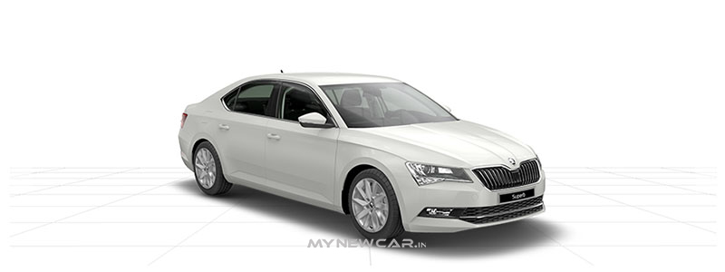 Skoda Superb Style 2.0 TDI AT Diesel