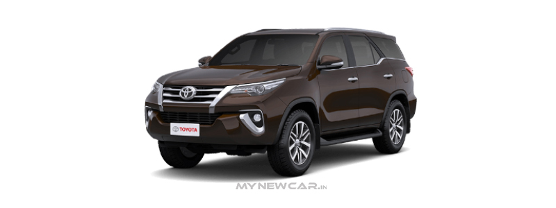 Toyota Fortuner 2.7L 4x2 AT
