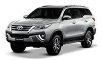 Toyota Fortuner 2.8L 4x4 AT