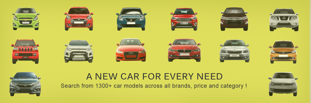 A New Car For Every Need